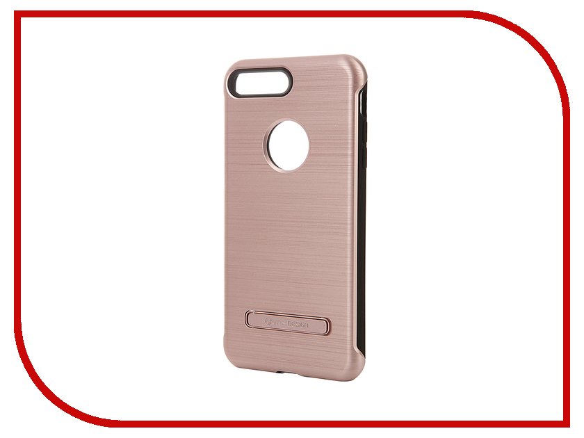 Аксессуар Чехол Verus Duo Guard для APPLE iPhone 7 Plus Rose Gold 904652<br>