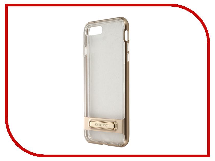 Аксессуар Чехол Verus Crystal Bumper для APPLE iPhone 7 Plus Champagne 904631<br>