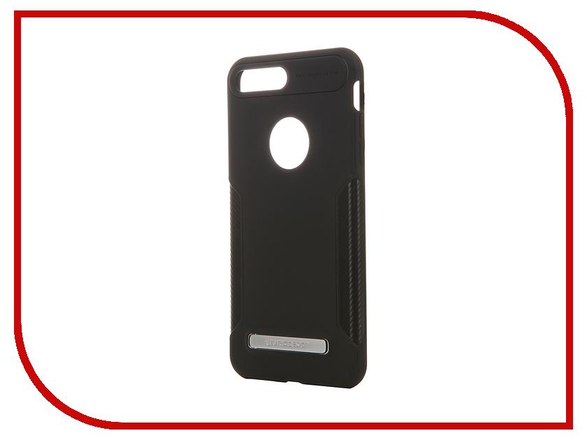 Аксессуар Чехол Verus Carbon Fit для APPLE iPhone 7 Plus Black 904735<br>