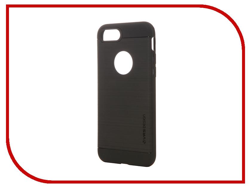Аксессуар Чехол Verus Simpli Fit для APPLE iPhone 7 Black Phantom 904620<br>