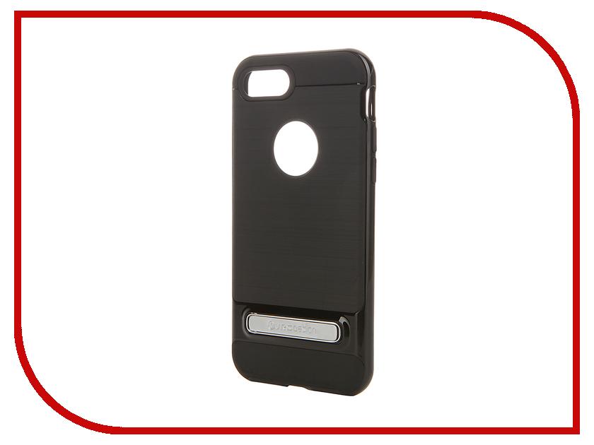 Аксессуар Чехол Verus High Pro Shield для APPLE iPhone 7 Black 904757<br>