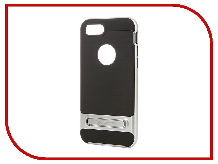 Аксессуар Чехол Verus High Pro Shield для APPLE iPhone 7 Silver 904603<br>