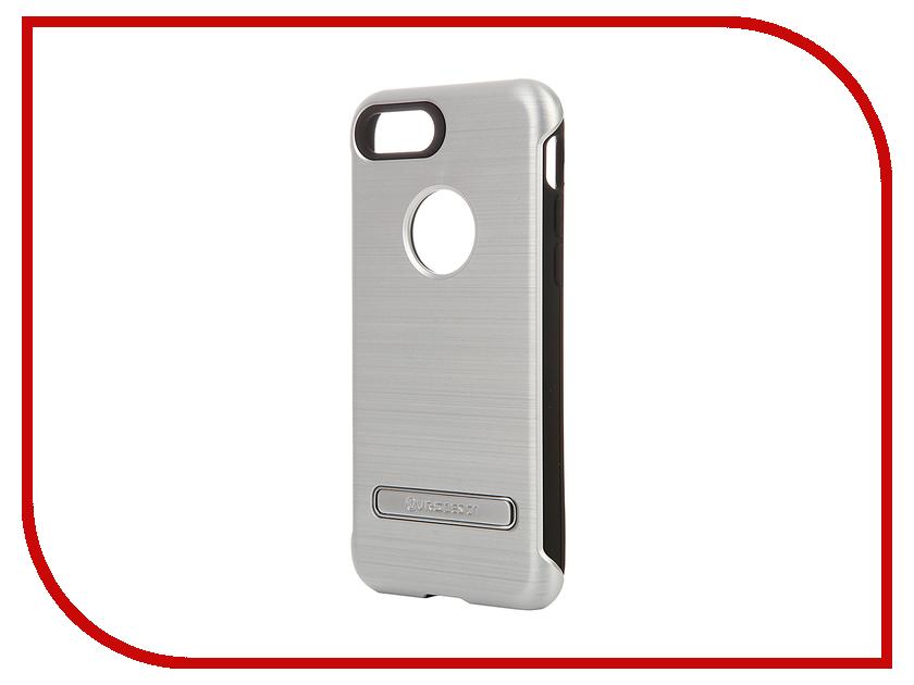 Аксессуар Чехол Verus Duo Guard для APPLE iPhone 7 Silver 904616<br>