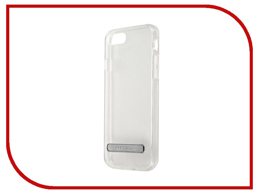Аксессуар Чехол Verus Crystal Mixx для APPLE iPhone 7 Crystal Clear 904626<br>