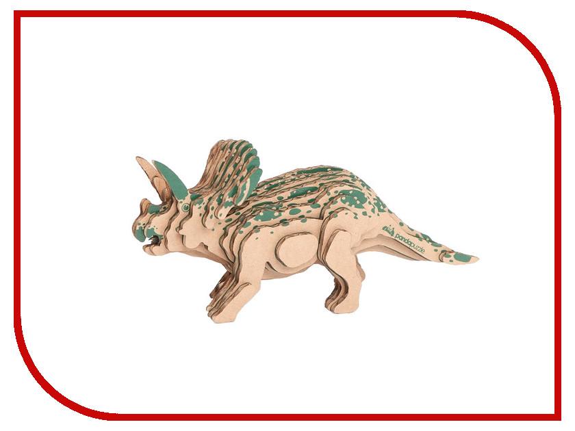 3D-пазл PandaPuzzle Торозавр AB 1106<br>