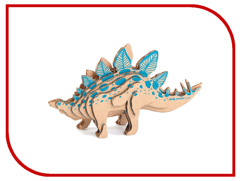 3D-пазл PandaPuzzle Стегозавр AB 1105