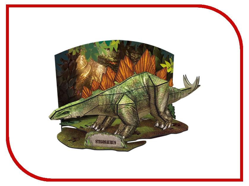 3D-пазл CubicFun Эра Динозавров. Стегозавр P670h пазлы cubicfun 3d пазл исаакиевский собор