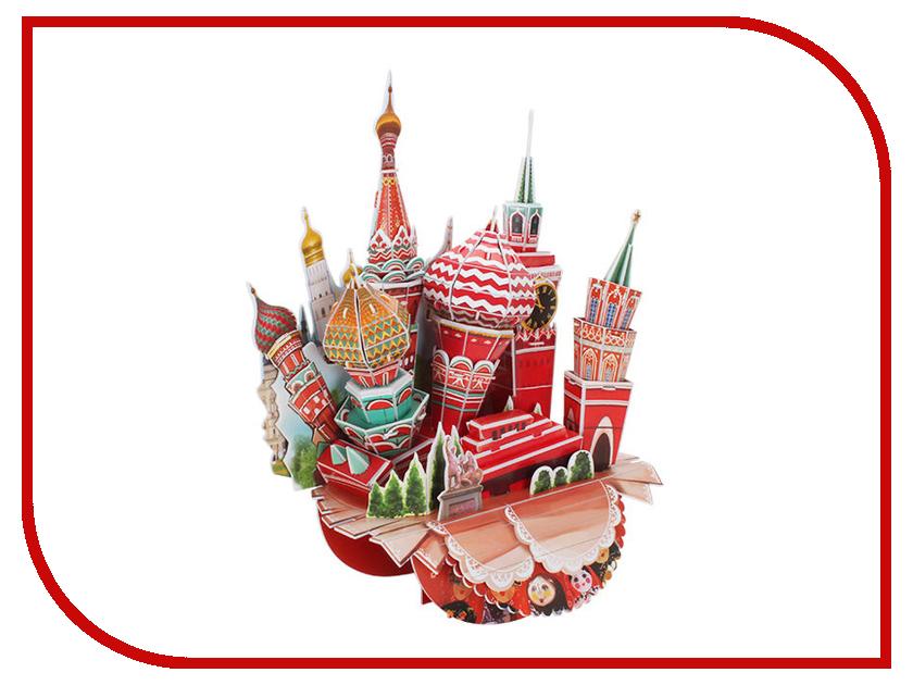 3D-пазл CubicFun Городской пейзаж. Москва OC3206h