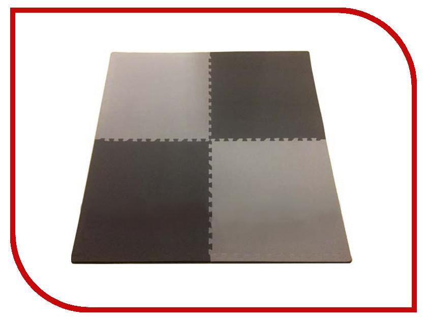 Развивающий коврик Экопромторг Мягкий пол универсальный Black-Grey 60МП/ЧС
