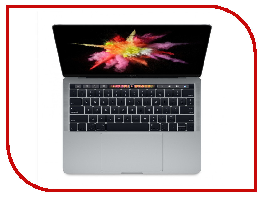 Ноутбук APPLE MacBook Pro 13 Space Grey MLH12RU/A<br>