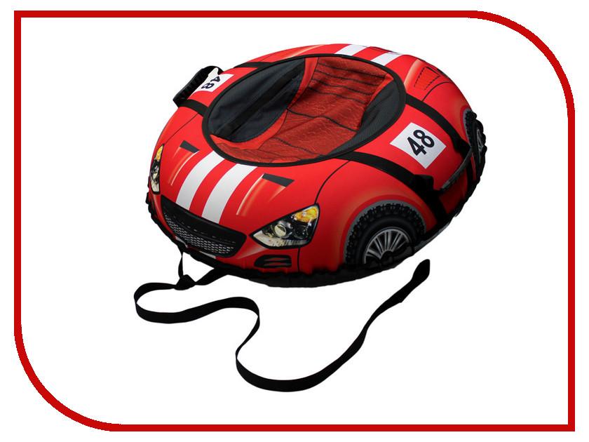 Тюбинг Митек Дизайн 110см Спортивная Машинка<br>