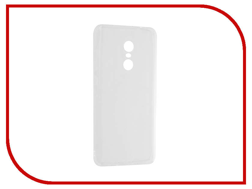 Аксессуар Чехол Xiaomi Redmi Note 4 Cojess Silicone 0.3mm Transpaernt<br>