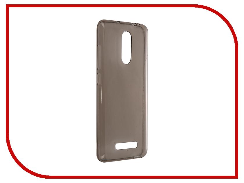 Аксессуар Чехол Xiaomi Redmi Note 3 / Redmi Note 3 Pro / Redmi Note 2 Pro Cojess Silicone 0.3mm Grey