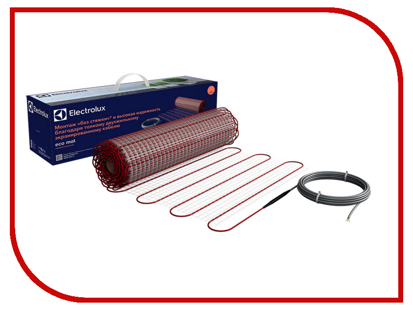 Теплый пол Electrolux EEM 2-150-1.5 теплый пол electrolux eem 2 150 3 комплект теплого пола