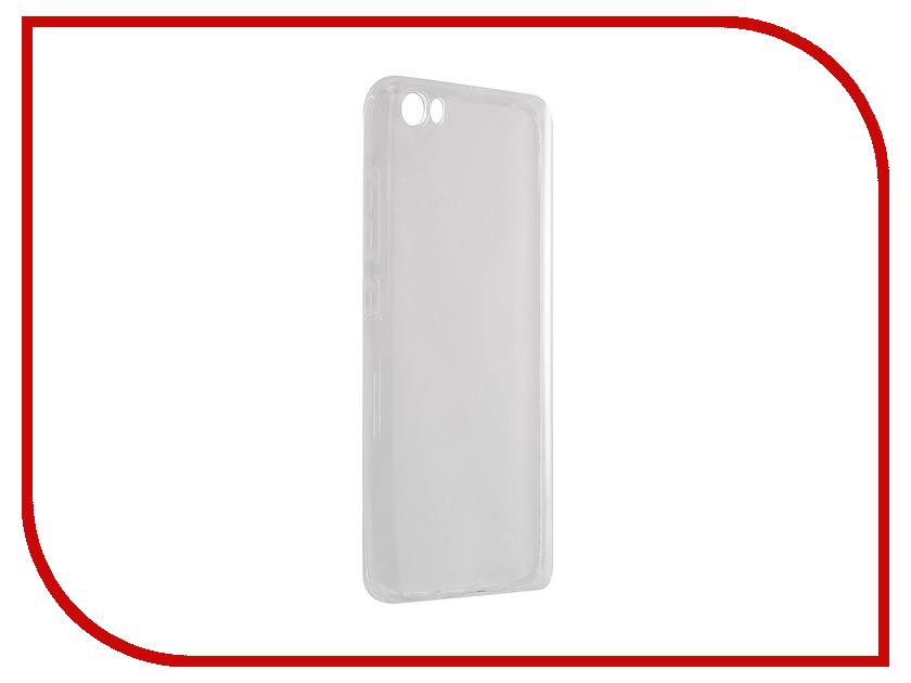 Аксессуар Чехол Xiaomi Mi5 Cojess Silicone 0.3mm Transpaernt<br>