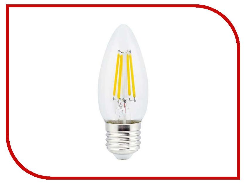 Лампочка Ecola Candle LED E27 5W 220V 4000K N7CV50ELC<br>