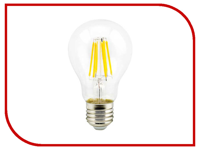 Лампочка Ecola Classic LED Premium E27 10W A60 220-240V 2700K N7LW10ELC marsing e27 10w 900lm 6000k 56 smd 5730 led white light corn lamp white yellow ac 220 240v