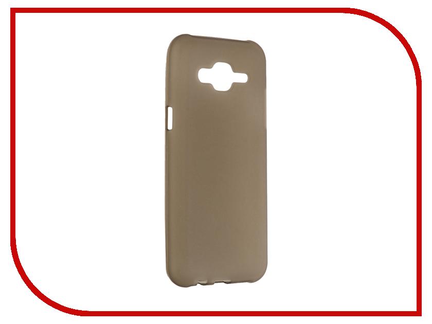 Аксессуар Чехол Samsung Galaxy J5 2016 Cojess Silicone 0.3mm Grey аксессуар чехол samsung galaxy a3 2017 cojess tpu 0 3mm transparent