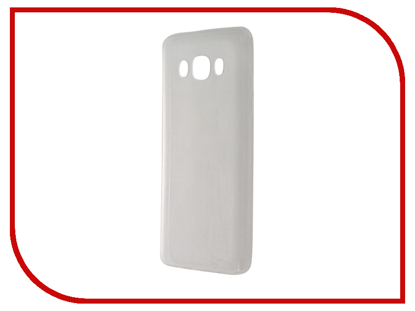 Аксессуар Чехол Samsung Galaxy J5 2016 Cojess Silicone 0.3mm Transparent<br>