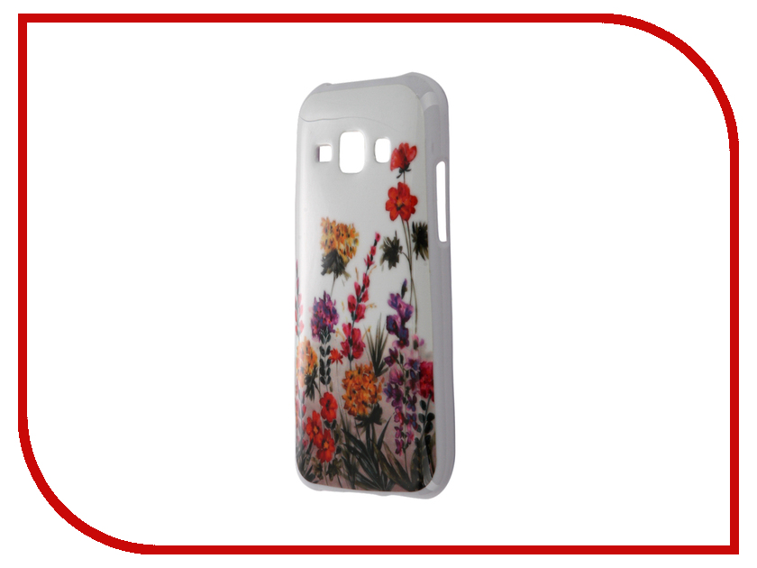 Аксессуар Чехол Samsung Galaxy J1/J100H/DS Cojess Silicone Armitage 4<br>