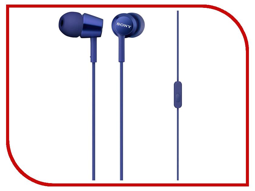 Sony MDR-EX150AP Blue