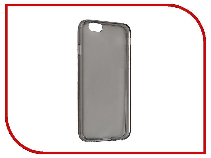 Аксессуар Чехол Cojess Silicone 0.8mm для APPLE iPhone 6 / 6s Grey<br>