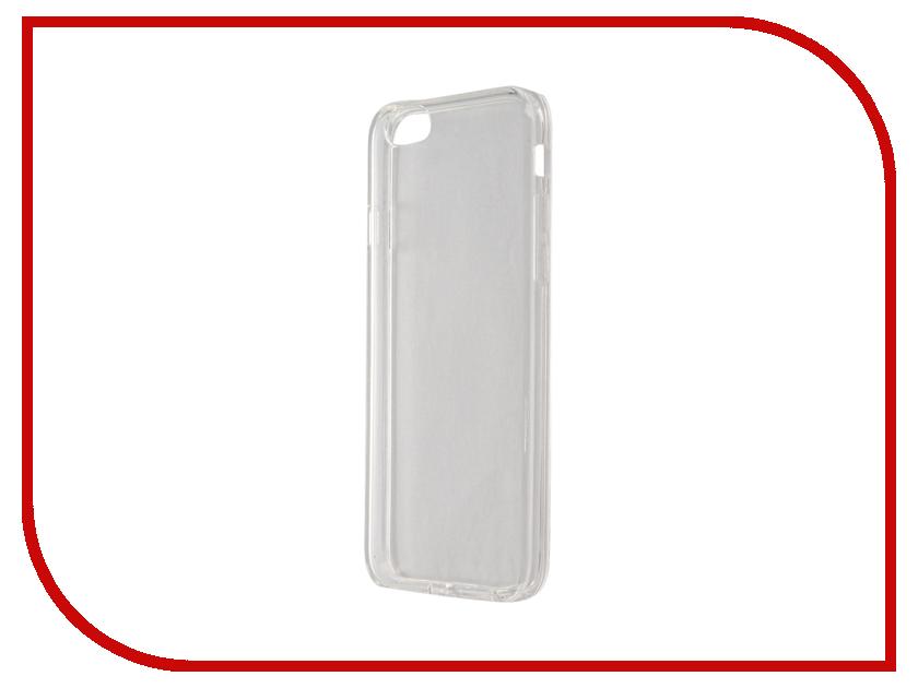 Аксессуар Чехол Cojess Silicone 0.8mm для APPLE iPhone 6 / 6s Transparent<br>