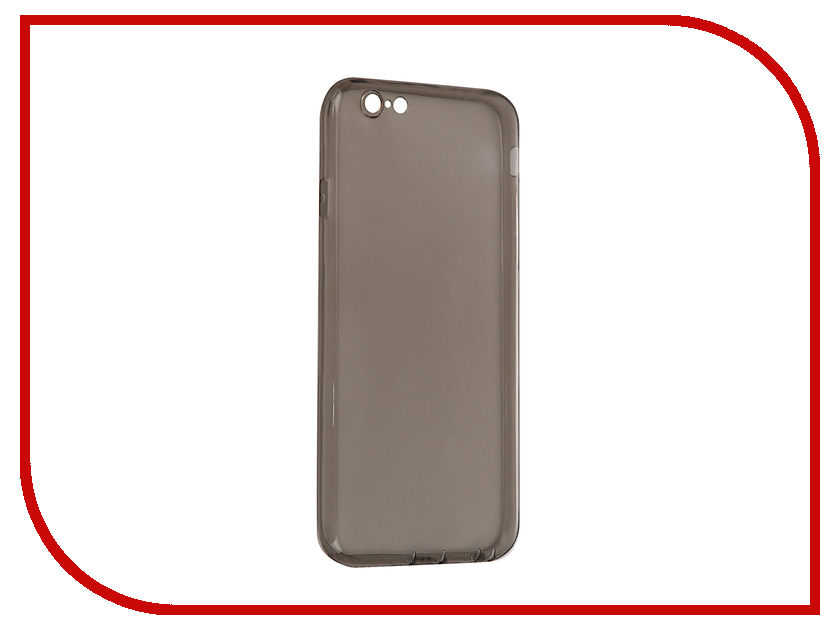Аксессуар Чехол Cojess Silicone для APPLE iPhone 6 / 6s Classic Grey<br>