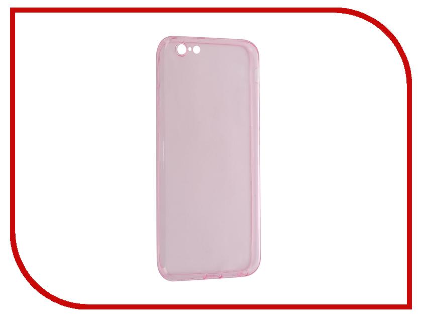 Аксессуар Чехол Cojess Silicone для APPLE iPhone 6 / 6s Classic Pink<br>