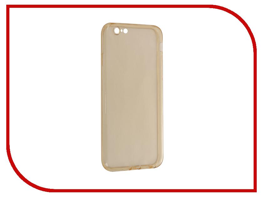 Аксессуар Чехол Cojess Silicone для APPLE iPhone 6 / 6s Classic Gold<br>