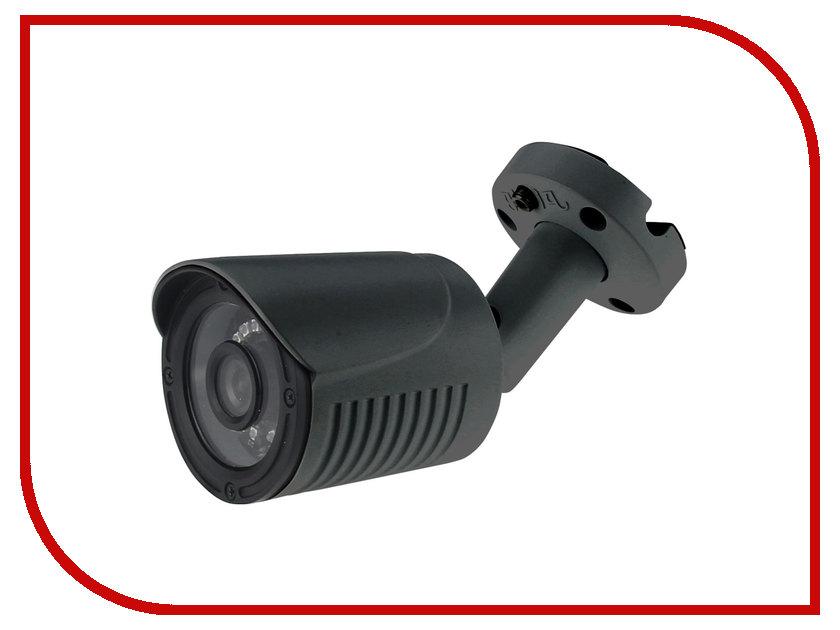 AHD камера Ginzzu HAB-1035O Black<br>