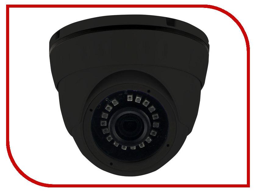 AHD камера Ginzzu HAD-1035O Black