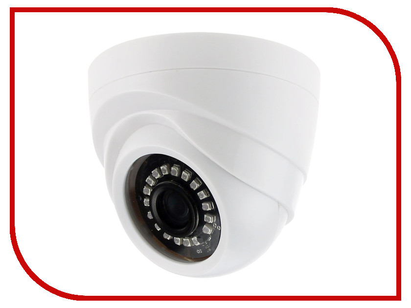 IP камера Ginzzu HID-1031O