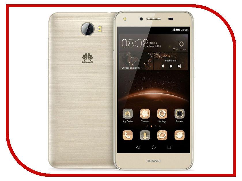 Сотовый телефон Huawei Y5 II LTE CUN-L21 Gold