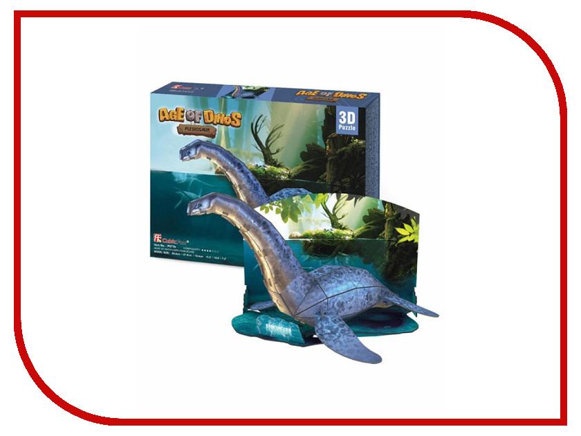 3D-пазл CubicFun Эра Динозавтров. Плезиозавр P671h<br>