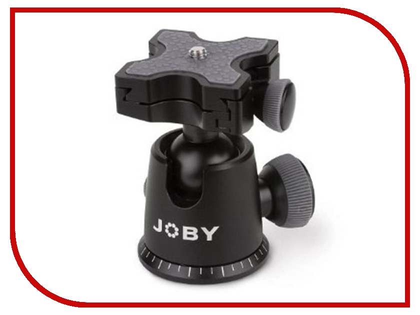 Головка для штатива Joby Ballhead X BH2-01EN for Gorillapod GP8 Focus Camera Tripod