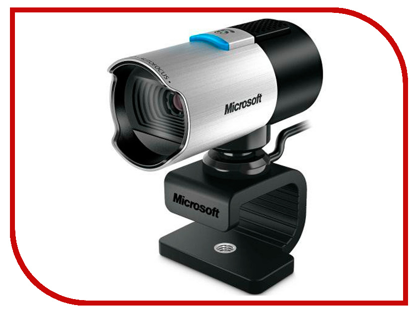 Вебкамера Microsoft LifeCam Studio Q2F-00004 / Q2F-00018 q2f 00018 интернет камера microsoft lifecam studio usb retail