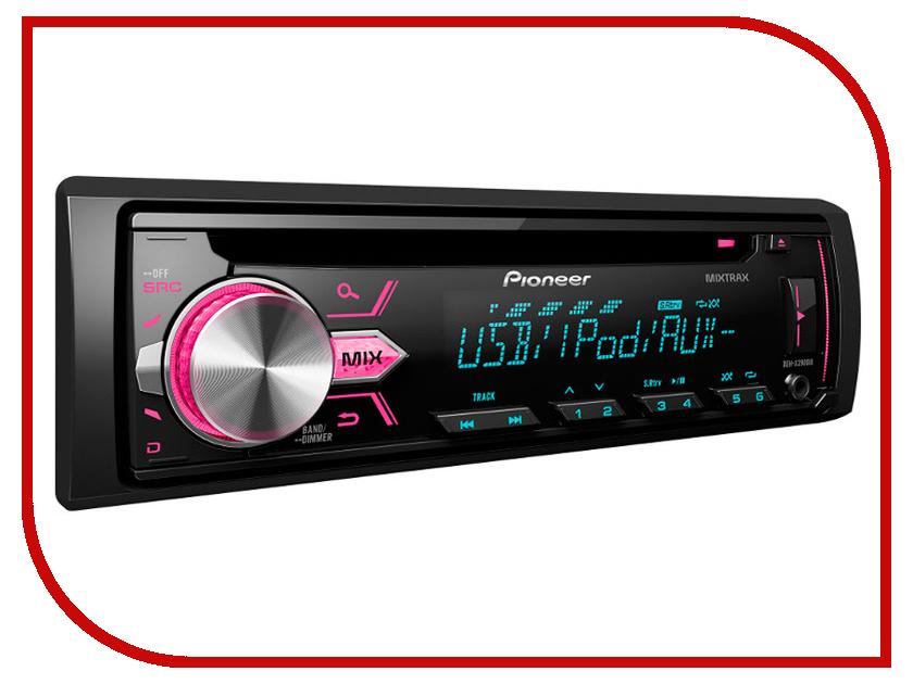 Автомагнитола Pioneer DEH-X2900UI 390bt pioneer