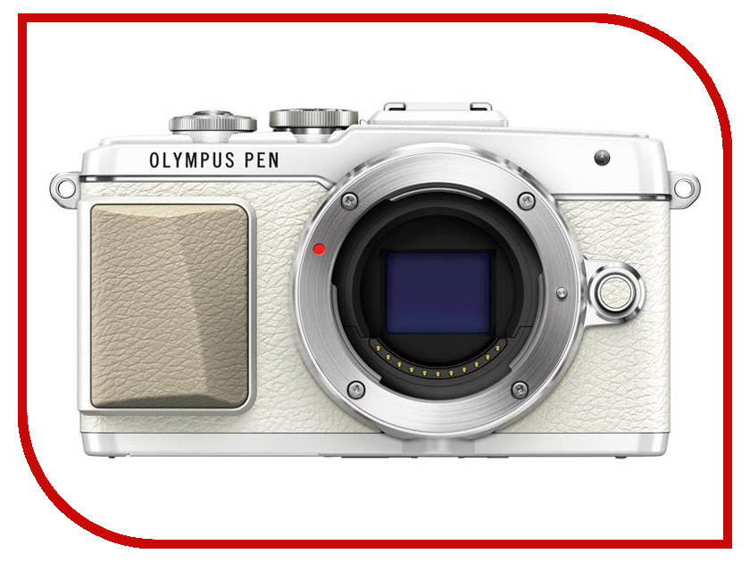 Фотоаппарат Olympus PEN E-PL7 Body White<br>