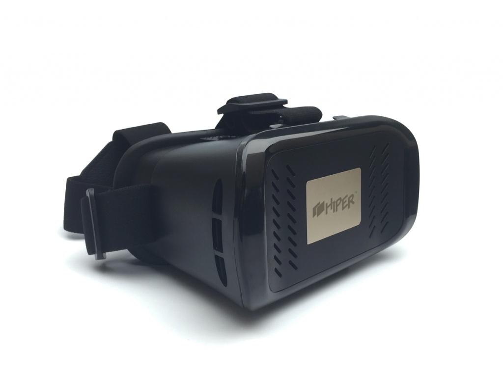 Очки виртуальной реальности Hiper VRX Black цена и фото