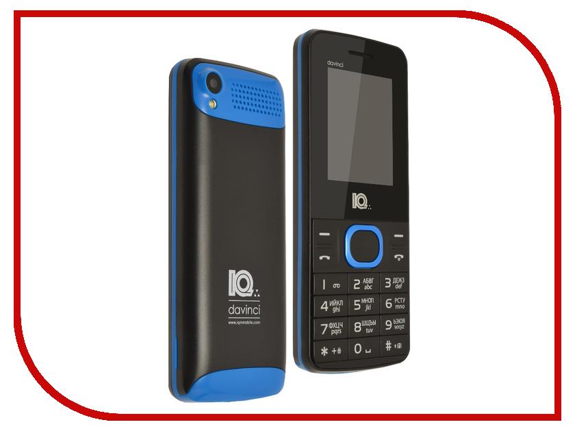 Сотовый телефон IQm Davinci Blue