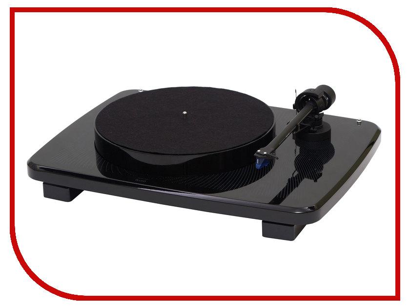 Проигрыватель виниловых дисков Music Hall Ikura Black<br>