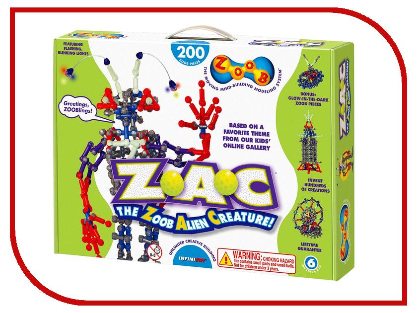 Игрушка Конструктор ZOOB Glow Alien Creature 14002<br>