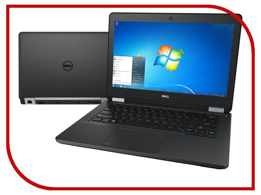 Ноутбук Dell Latitude E5270 5270-9084 Intel Core i3-6100U 2.3 GHz/4096Mb/500Gb/No ODD/Intel HD Graphics/Wi-Fi/Bluetooth/Cam/12.5/1366x768/Windows 7 64-bit<br>