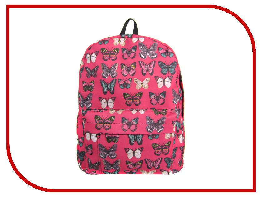 Рюкзак Creative LLC Махаоны Pink GL-BC879