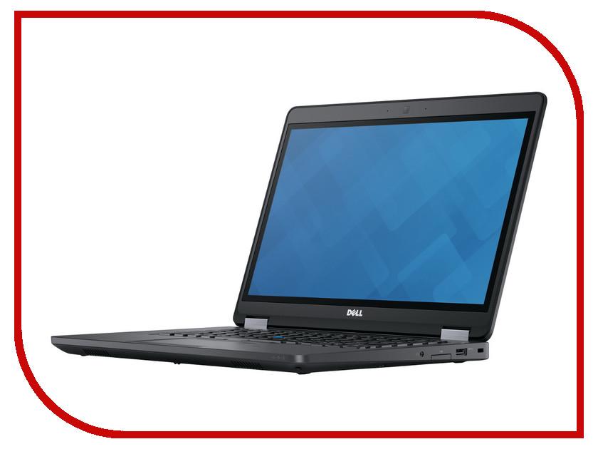Ноутбук Dell Latitude E5470 Black 5470-9648 Intel Core i5-6440HQ 2.6 GHz/8192Mb/512Gb SSD/No ODD/AMD Radeon R7 M360 2048Mb/Wi-Fi/Bluetooth/Cam/14.0/1920x1080/Windows 7 64-bit<br>