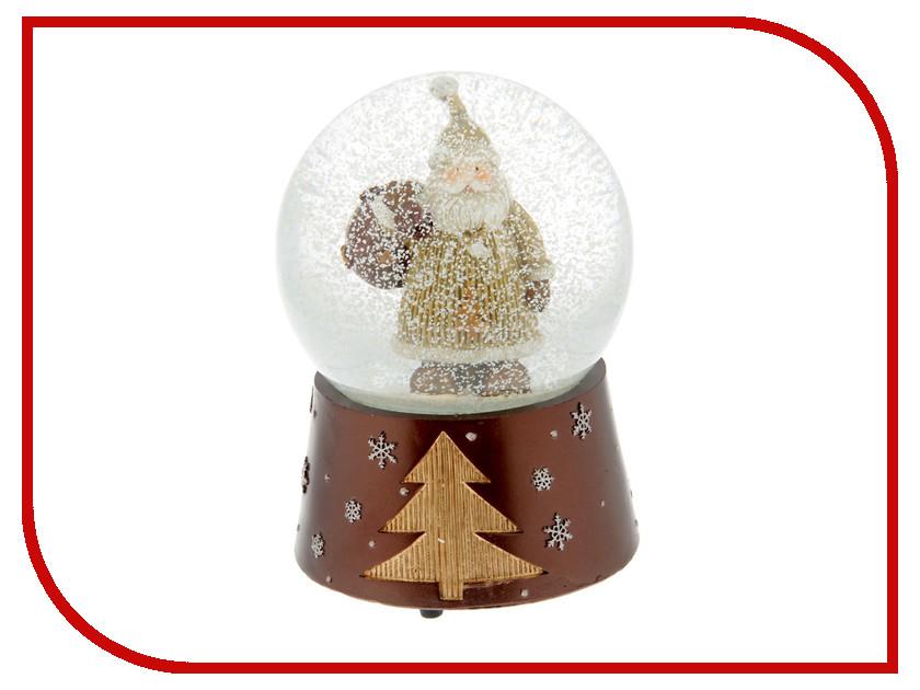 Снежный шар СИМА-ЛЕНД Дед Мороз в золотом кафтане 1304747