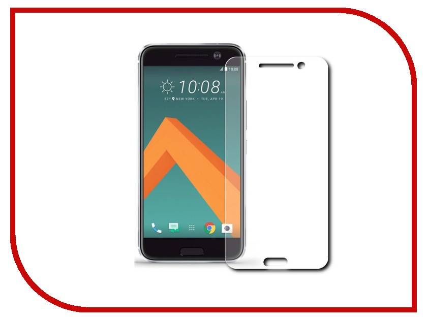 Аксессуар Защитное стекло HTC One M10 BROSCO 0.3mm HTC-M10-SP-GLASS / HTC-10-SP-GLASS htc 728g цена