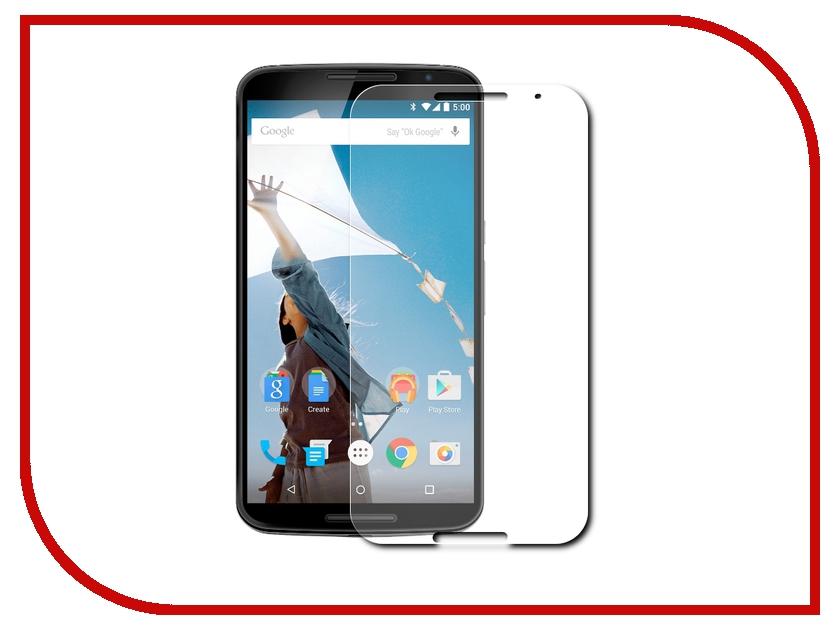 Аксессуар Защитное стекло Huawei Nexus 6 BROSCO 0.3mm NEXUS6-SP-GLASS<br>