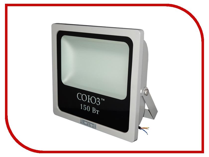 Лампа СОЮЗ SFLSLED-SMD-150-865-GR-IP65 138